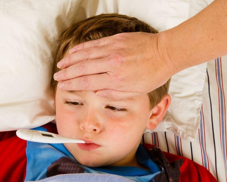 چگونه میتوان از بروز تب پیشگیری کرد؟
